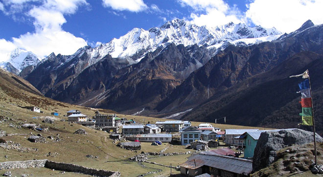 Image result for Langtang trek